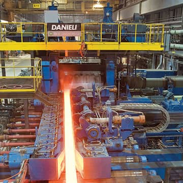 Long Product Mills Danieli Group