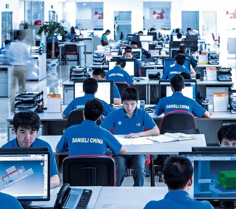 manufacturing, Danieli Thailandia