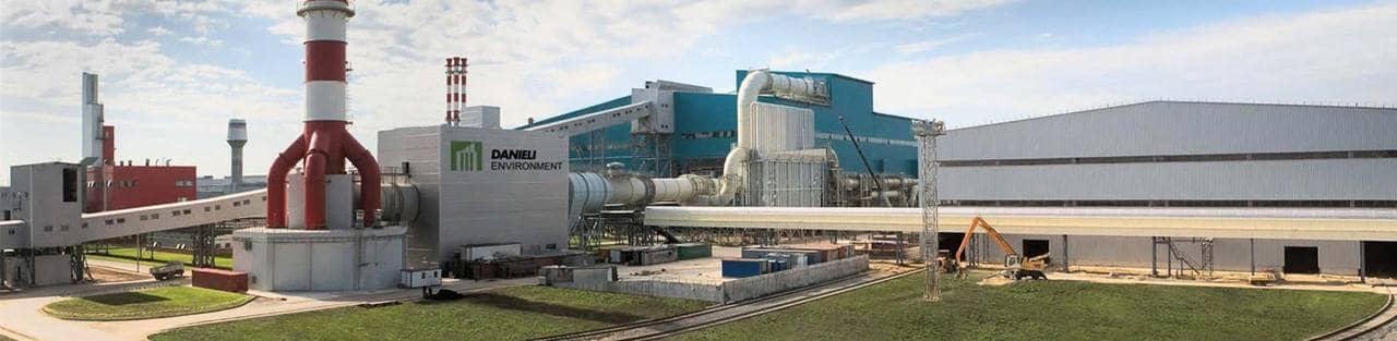 sustainable production Danieli Environment