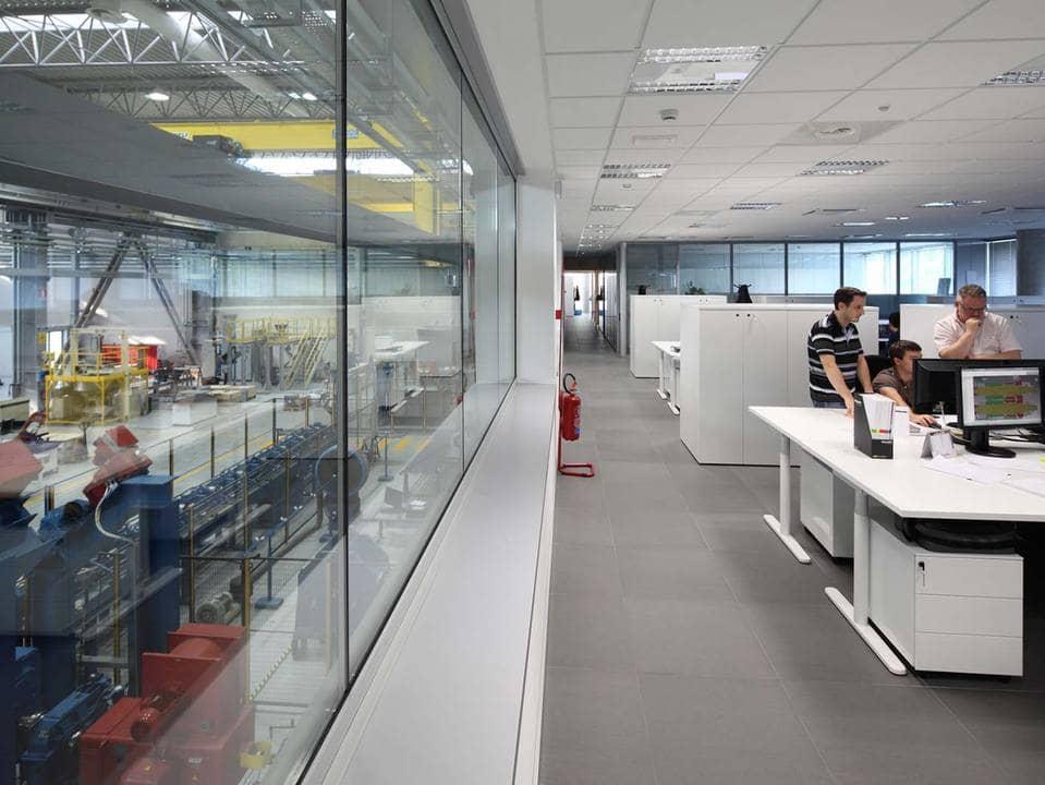 office Danieli Research Center