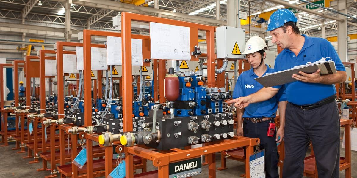 Danieli Hydraulics