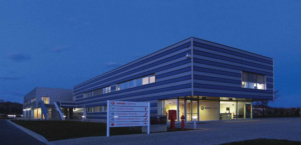 Danieli service headquarter