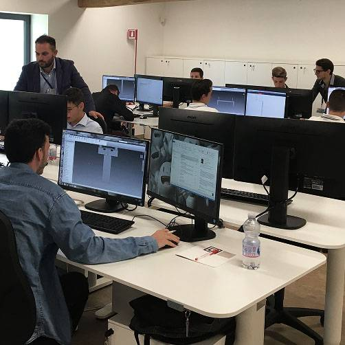 Inde 2018 – Because every great career starts with training