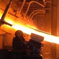 Fast revamping of billet caster at Rajhi Steel, KSA