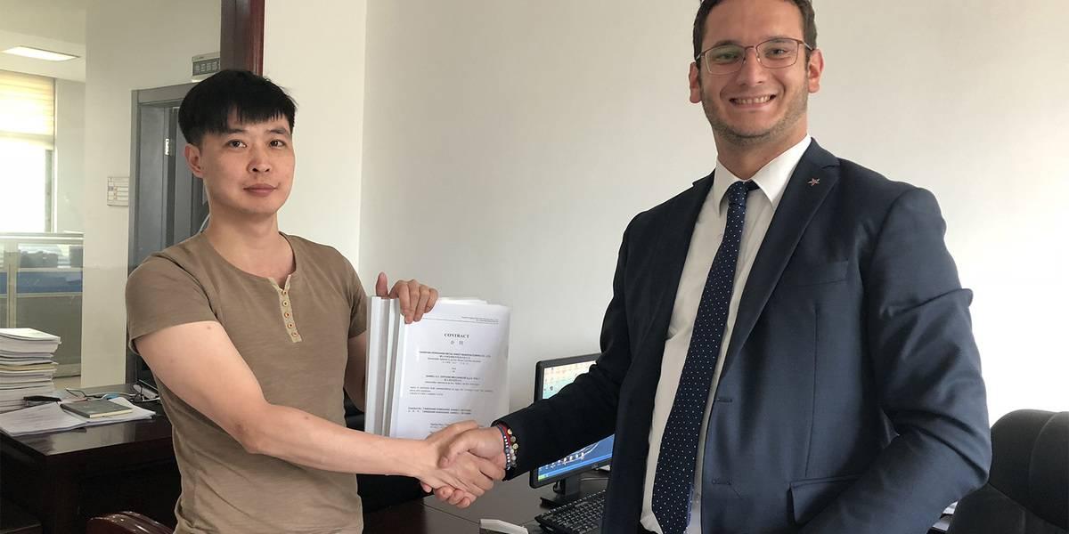 Danieli Kohler to supply more X-JET Air Knives in China