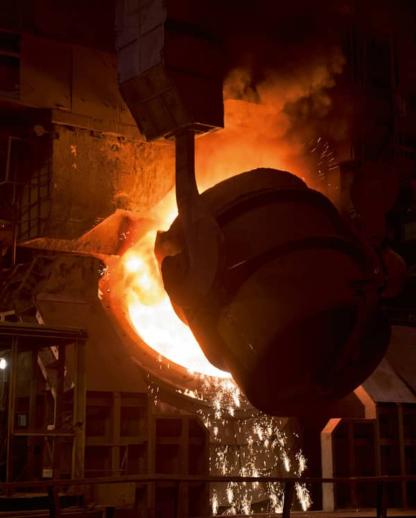 Products Ironmaking And Steelmaking Bof Basic Oxygen