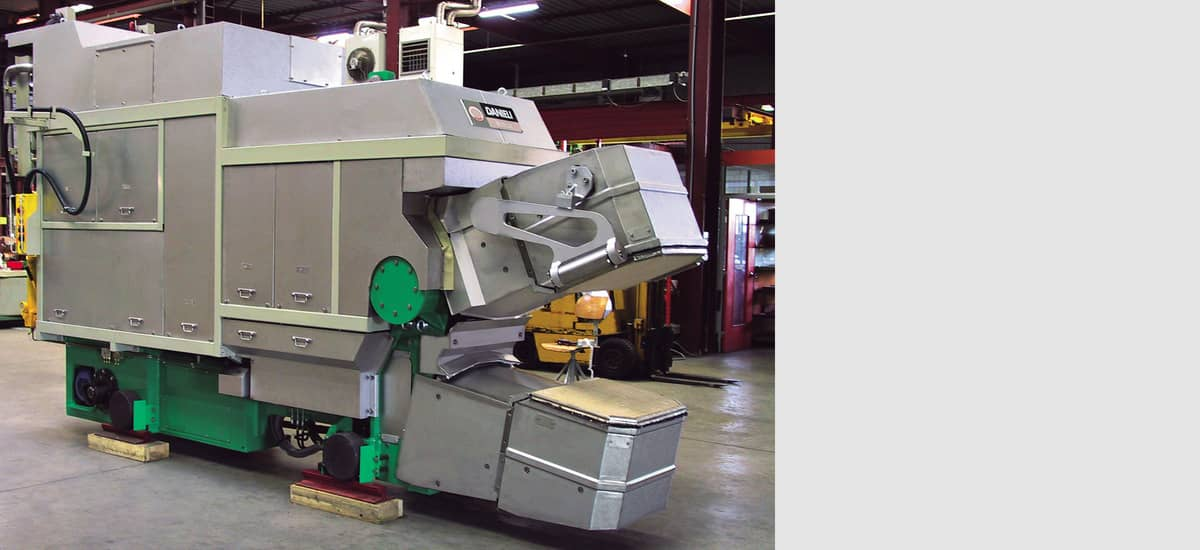 Induction Edge Heating for Hot Strip Mills