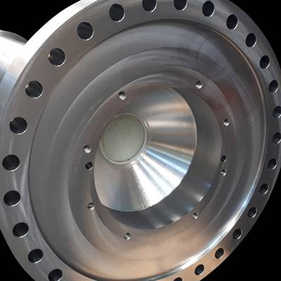 Hydro Aluminium Hamburg visits Danieli for the new DanJoint Drive Spindles final inspection