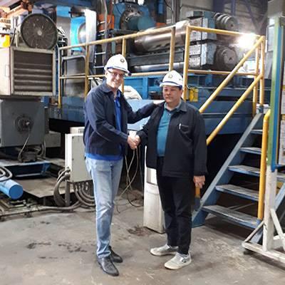 Sahaviryia Steel choose again Danieli Service equipment revamping