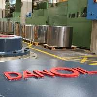 DanOil® Added-value Oil Film Bearings for Rolling Mills in the Metal Industry