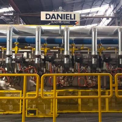 Annealing Furnace Start at Tenaris Tamsa, Mexico