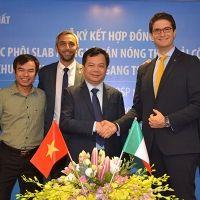 New Danieli Quality Strip Production (QSP) plant at Hoa Phat, Vietnam