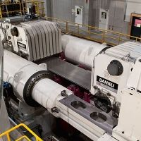 New Danieli aluminium plate stretcher and major rolling mill modernisation to ALRO