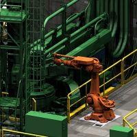 Danieli Q-Robots for Nucor-Yamato Steel
