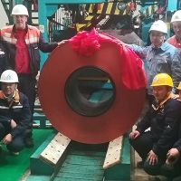 Danieli 20-high copper rolling in operation at Chinalco Central China Copper