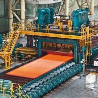 Plate mill upgrade for JSW Steel at Baytown, Texas