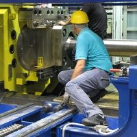 Large-Scale Revamp for Metra Group Extrusion Press