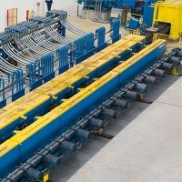 New quenching line for Tung Ho high-speed rolling mill