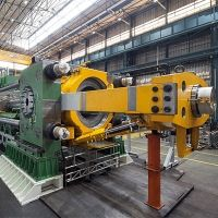 Final Acceptance for Graphite Extrusion Press at Graftech Ibérica, Spain