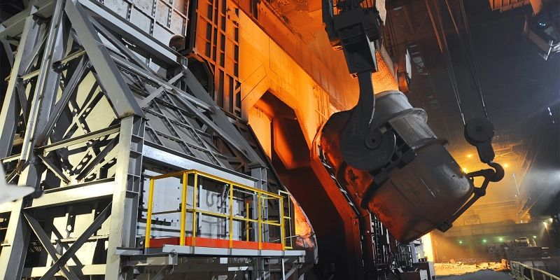 Sublance Systems for Severstal Cherepovets