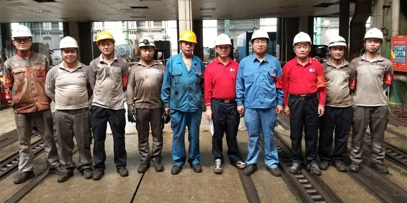 Hot-Strip Mill Revamping at Shougang Jingtang