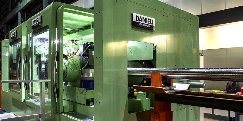 Special steel producers prefer Danieli peeling machines