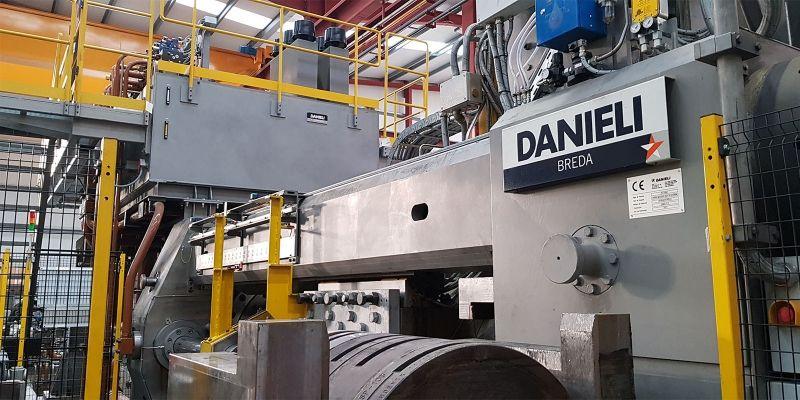 Hydro North America chooses Danieli Breda  extrusion technology