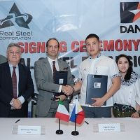 New Danieli high-speed rolling mill for Real Steel