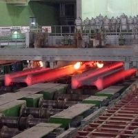 The world's largest beam blank ever produced
