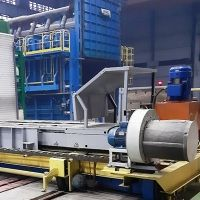 Perfect mechanical/metallurgical properties for aluminum slabs at Alro-Slatina