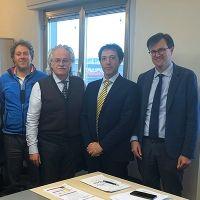 Danieli Automation Service Team to upgrade Marcegaglia plate mill