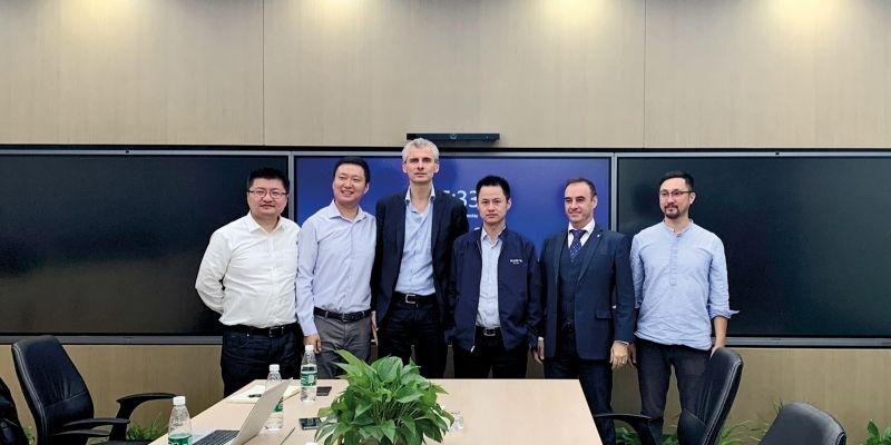 Danieli high-speed mill for flat bars at Changshu Longten, China