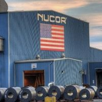 Remote factory-acceptance test for Nucor Steel Gallatin QSP plant