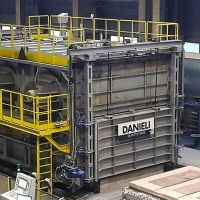 JSC Rusal Krasnoyarsk Aluminium Smelter releases final acceptance of homogenizing and annealing furnace