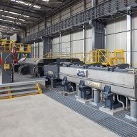 Wirerod line upgrade at Scaw Metals Group, South Africa