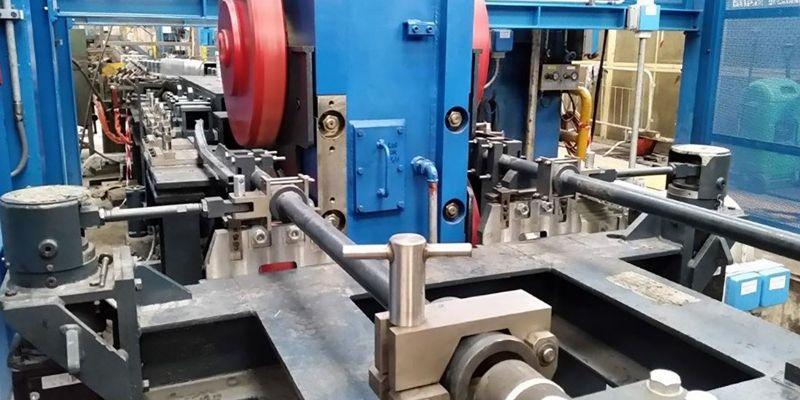 Modernization boosts coiled rod output at Alfa Acciai
