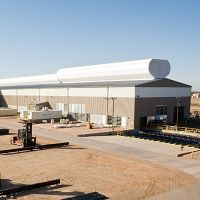 CMC Steel Arizona minimill receives solar energy and becomes even more green