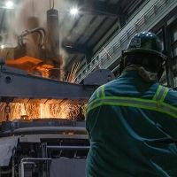 Danieli MIDA minimill starts at Nucor Steel Florida