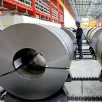 Grand opening of the Tashkent cold mill complex