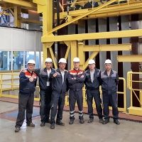 Extensive training package for cold-mill complex