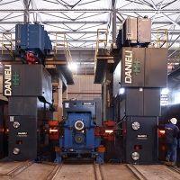Wirerod mill order for Novorossiysk