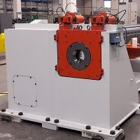 Danieli to supply new, patented pinion/rack drawing bench for ATR, Italy