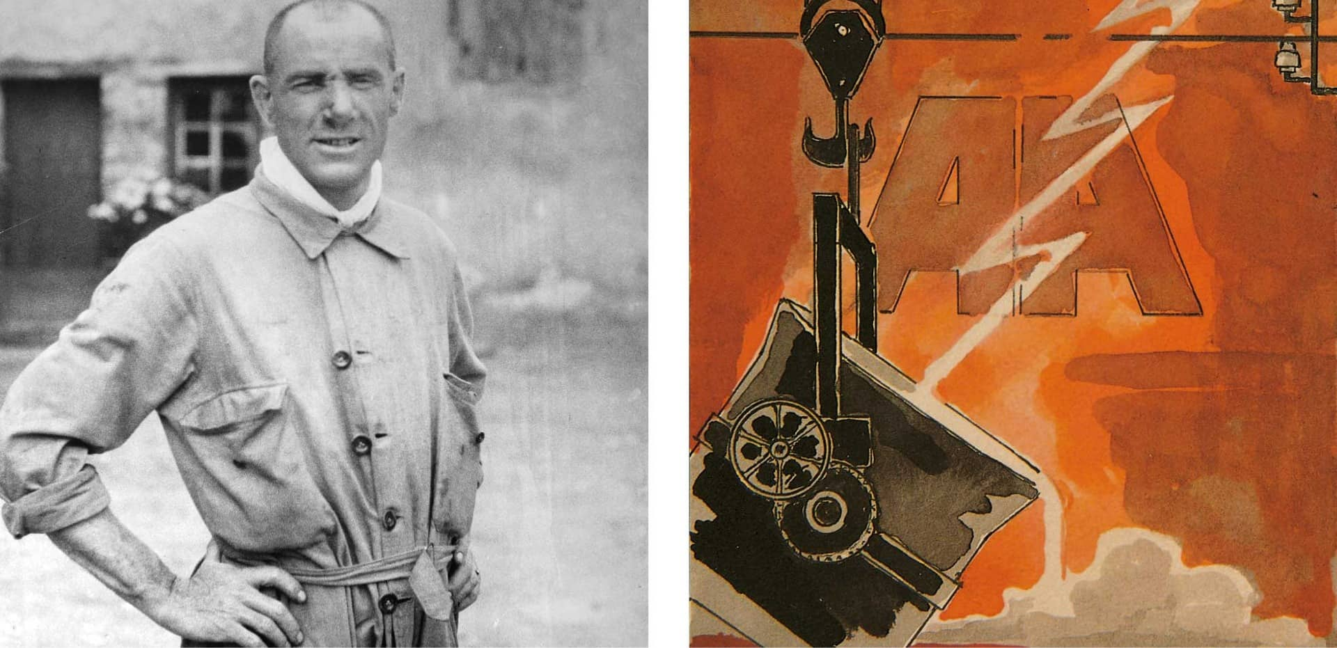 hystory 1914-1960