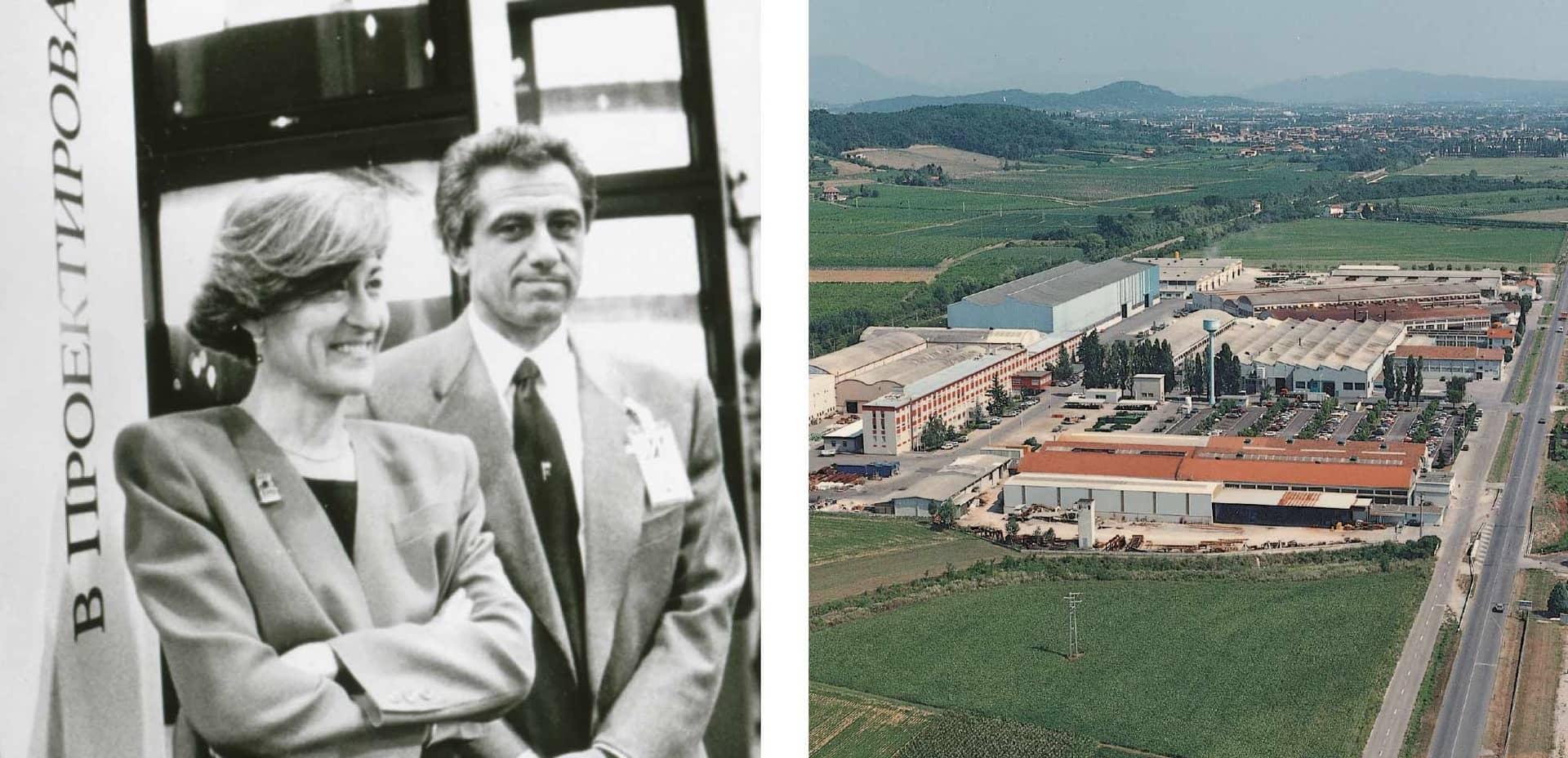 hystory 1970-1980