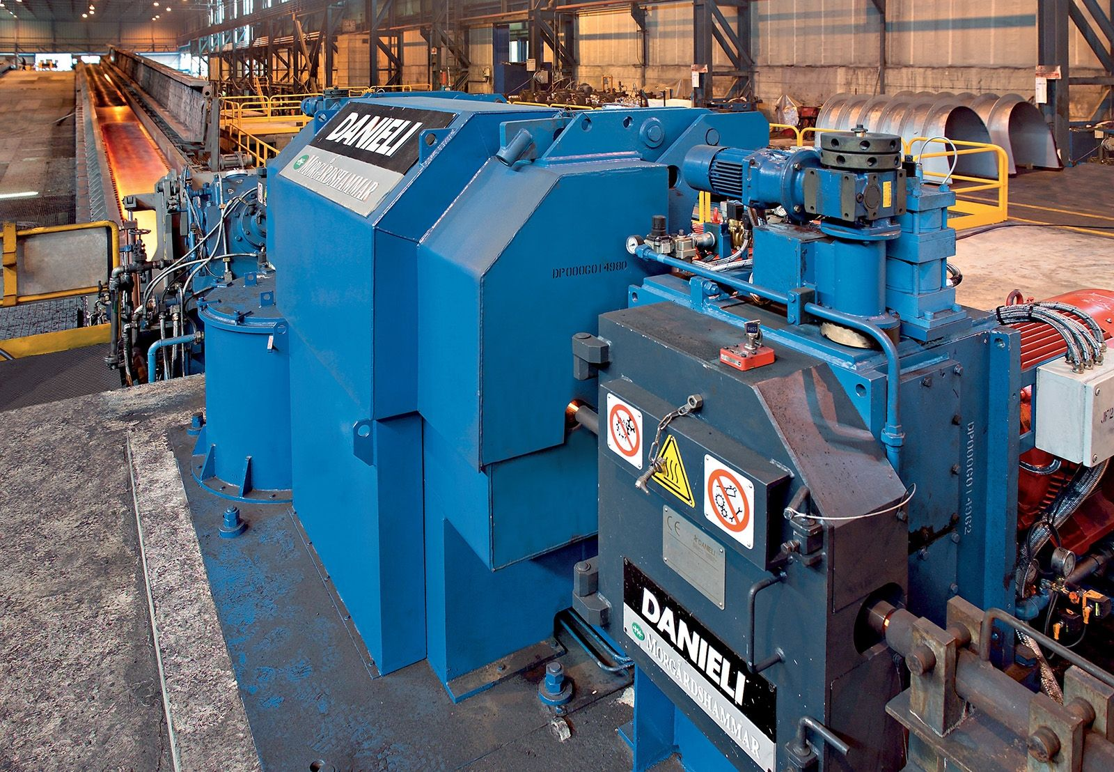 Danieli High-Speed Shear